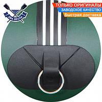 Комплект для крепления якоря для надувной лодки ПВХ с защитой баллона (защита 200х60 мм, крепление 175х93 мм)