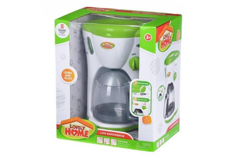 Игровой набор Same Toy Lovely Home Кофеварка 3209AUt