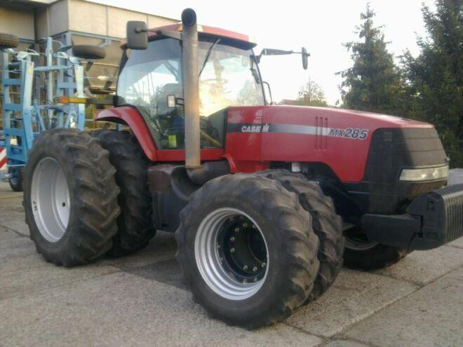 Ремонт тракторов Case серии MX: 210, 230, 255, 285, 310, и 335