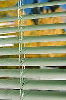 Жалюзи алюминиевые APPLE GREEN производство под заказ и и по замерам
