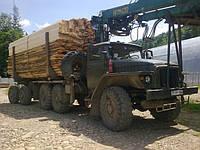 Перевезення лісу