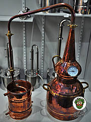 Аламбик вискарный 5 литров (без термометра)