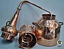 Аламбик вискарный 5 литров (без термометра), фото 3