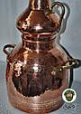 Аламбик медный вискарный 50 литров, фото 2