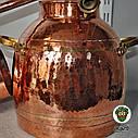 Аламбик медный вискарный 50 литров, фото 3