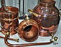 Аламбик медный вискарный 50 литров, фото 7