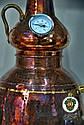 Аламбик медный вискарный 50 литров, фото 8