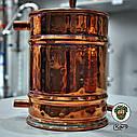 Аламбик классика клепанный 10 литров, фото 4