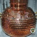 Аламбик классика клепанный 10 литров, фото 5