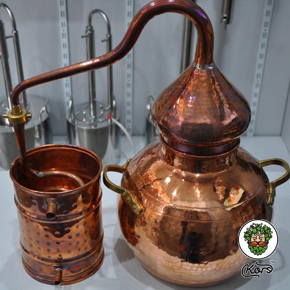 Аламбик классика паянный 10 литров