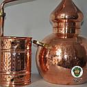 Аламбик классика паянный 10 литров, фото 5