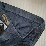 Мужские плавки в полоску с эмблемой, на вшитой резинке, Vericoh (Vericon) - качество! Мужские бамбуковые слипы, фото 7