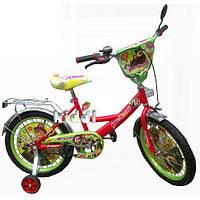Велосипед дитячий маша и медведь