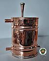 Аламбик классика паянный 20 литров (с термометром), фото 2