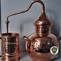 Аламбик классика паянный 50 литров