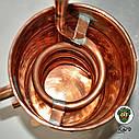 Аламбик классика паянный 50 литров, фото 5
