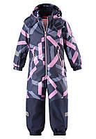 Зимний комбинезон для девочки Reimatec Kiddo 520225B-5188. Размеры 116 - 140.