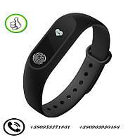 Фитнес браслет Smart Band M2 Pulse Black