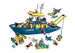 Конструктор Qman «Командный корабль дельты» Kyanite Squad 807 деталей 2416