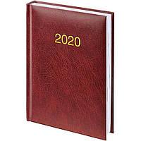Ежедневник  2020 Brunnen А6 карманный Miradur 73-736 60_Зеленый