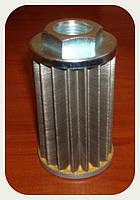 Фильтр всасывающий G1/2, 60mic, 20 l/min, h=89мм