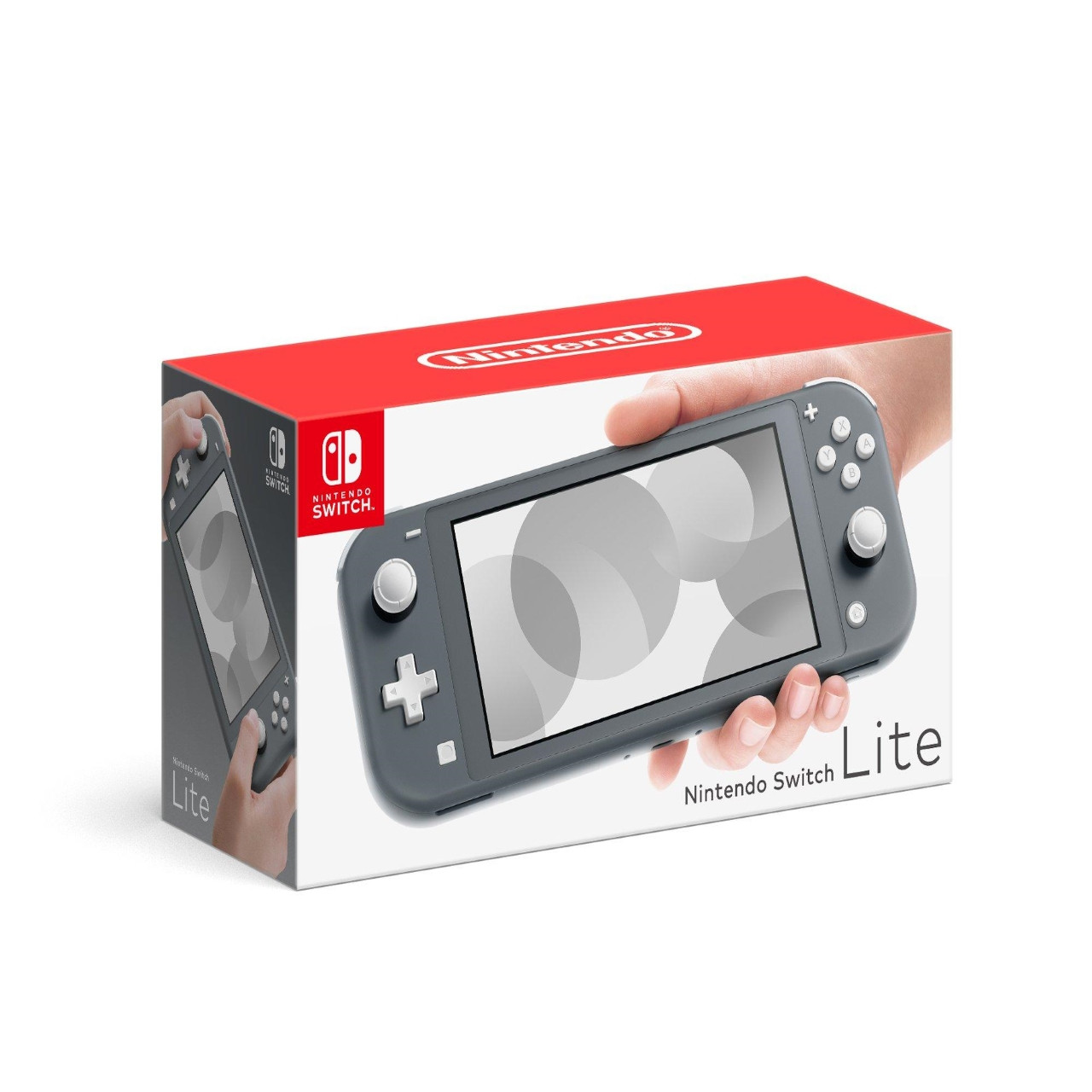Игровая консоль (приставка) Nintendo Switch Lite Grey