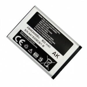 Аккумулятор 100% оригинал Samsung AB463446BU X200, E250, B130, B320, C130, C140, E250, C300, E1070, E1100, E210
