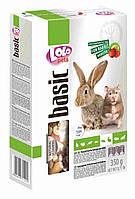 LoloРets (Лоло Петс) Корм для хомячков и кроликов фруктовый 350гр