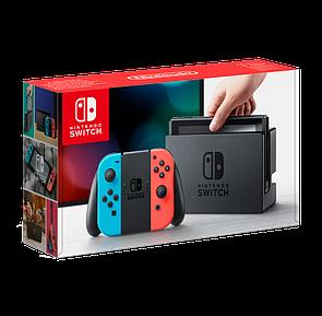 Nintendo Switch Red-Blue (Нова ревізія)