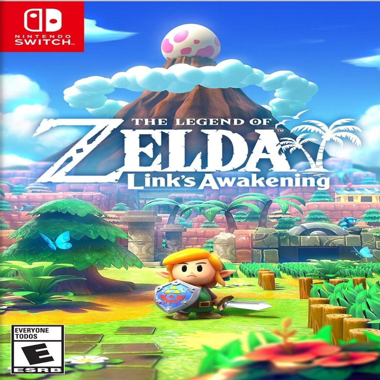 The Legend of Zelda: Link's Awakening Nintendo Switch RUS