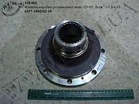 Фланець коробки роздавальної задн. 6317-1802102-10 (D=65, 8отв.*14) БААЗ