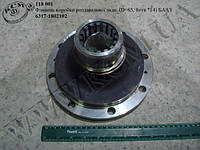Фланець коробки роздавальної задн. 6317-1802102 (D=65, 8отв.*14) БААЗ