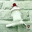 Кран пластиковый врезной, фото 2