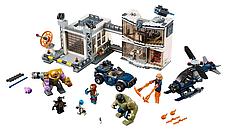 Конструктор Bela 11262Битва на базе Мстителей. Супергерои (Аналог Lego Super Heroes 76131), фото 3