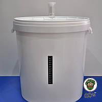 Бражная емкость 33 литра (комплект)