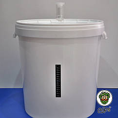 Бродильная пищевая емкость 33 литра (комплект)