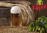 Пиво светлое ТМ «БУЛЬ З ГАКОМ»