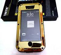 Чехол LUNATIK Taktik (Gold) для iPhone 5/5S