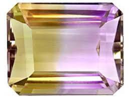 Натуральный камень Аметрин - описание и свойства