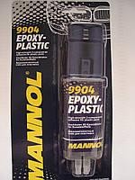 Клей двухкомпонентный MANNOL Жидкий Пластик