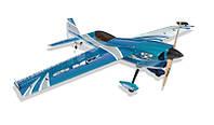 Самолёт на радиоуправлении Precision Aerobatics XR-52 1321мм KIT. синий - 139856