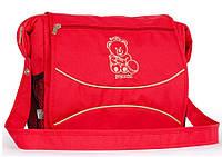 Сумка для коляски Baby Breeze 0350 красная - 156098