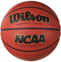 Мяч баскетбольный Wilson NCAA REPLICA GAME BASKETBALL SS15 (WTB0730)