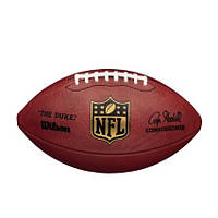 Мяч для американского футбола Wilson NFL GAME BALL DUKE SS15 (WTF1100)