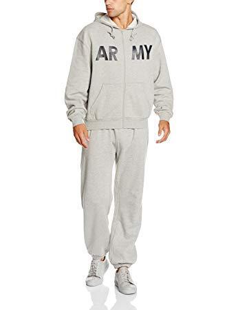 Теплые спортивные костюмы ARMY от Mil-tec серые