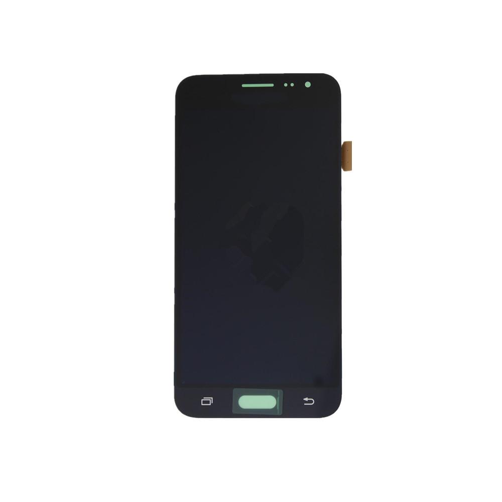 Дисплей Samsung GH97-18414C J320H Galaxy J3 (2016) + сенсор чёрный сервисный