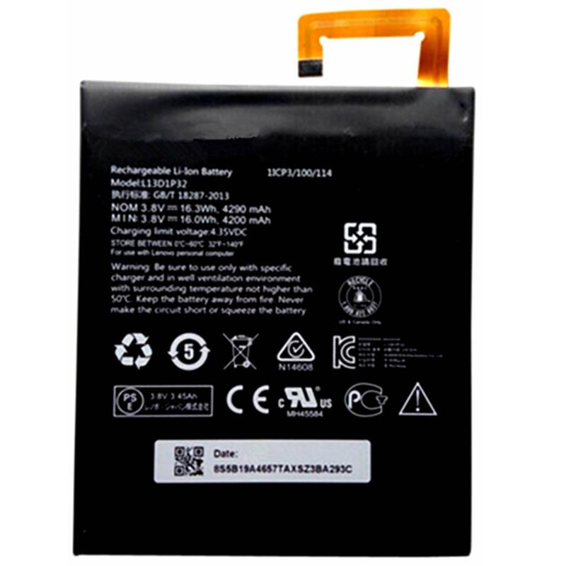 Аккумулятор  Lenovo L13D1P32 A5500 IdeaTab, A8-50F, A8-50 тех. упаковка