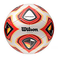 Мяч футбольный Wilson DODICI SOCCER BALL GER/ITA/POL/UKR/FRA/RUS/NL SS14 (WTP000189)