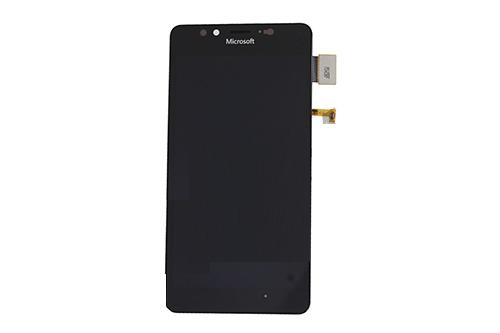 Дисплей Microsoft 950 Lumia Dual Sim + сенсор чёрный оригинал