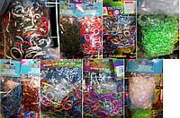 Набор 600  резинок для плетения 600шт с инструментами